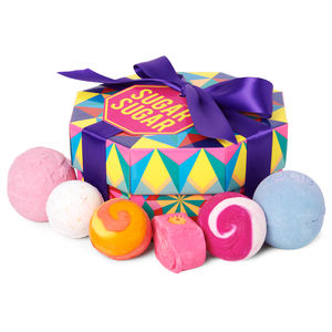 Sugar Sugar Wrapped Gift