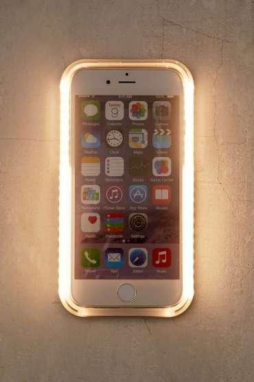 Rose LuMee Perfect Selfie iPhone 6/6s Case