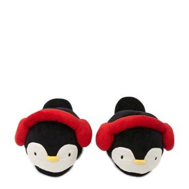 Penguin Earmuff Slippers