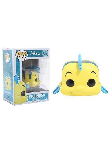 Funko Disney The Little Mermaid POP! Flounder Vinyl Figure